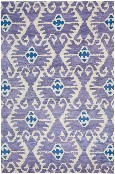 Safavieh Wyndham WYD323A Lavander and Ivory