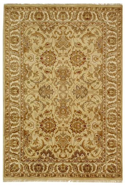 Safavieh Dynasty DY207A Beige and Ivory