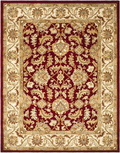 Safavieh Heritage HG628D Red and Ivory