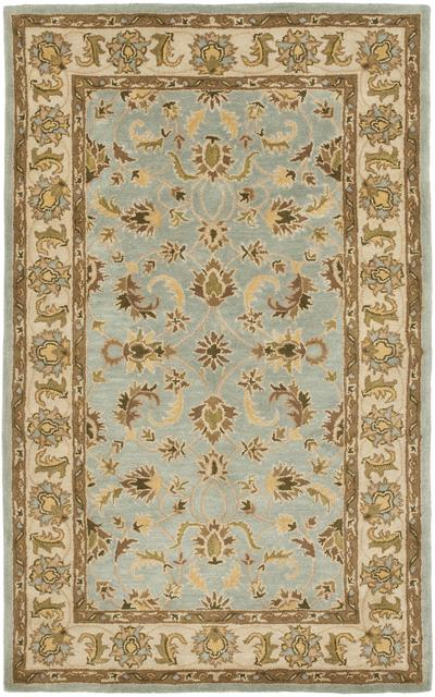 Safavieh Heritage HG913A Light Blue and Beige