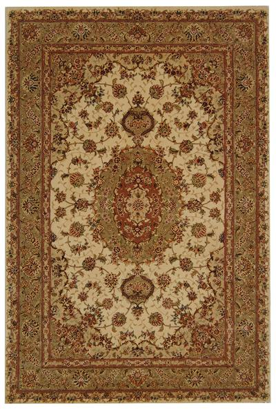 Safavieh Persian Court PC119C Ivory and Green