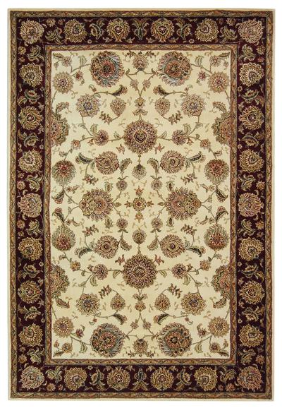 Safavieh Persian Court PC123C Ivory and Red area rug