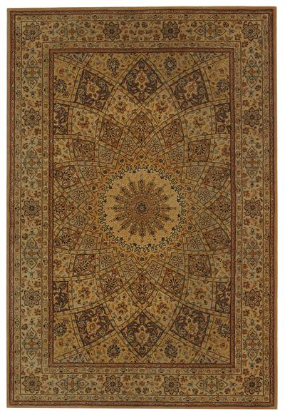 Safavieh Persian Court PC155A Ivory and Multi