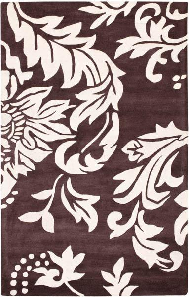 Safavieh Soho SOH831A Brown and Ivory