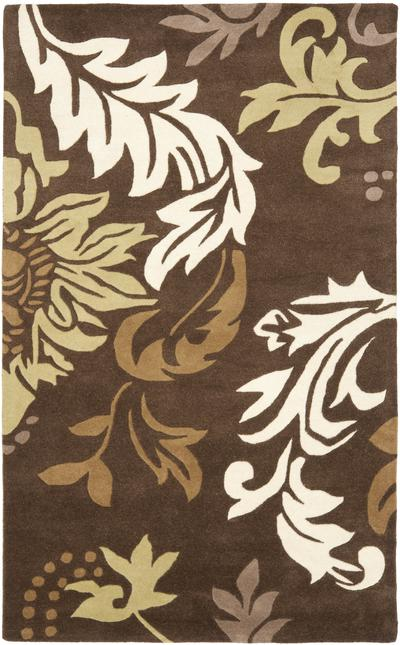 Safavieh Soho SOH831B Brown and Multi