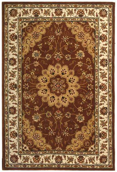 Safavieh Traditions TD610D Tan and Ivory