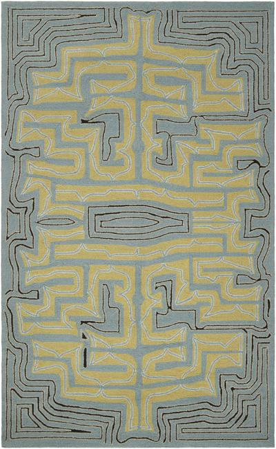 Surya Labyrinth LBR1013 area rug