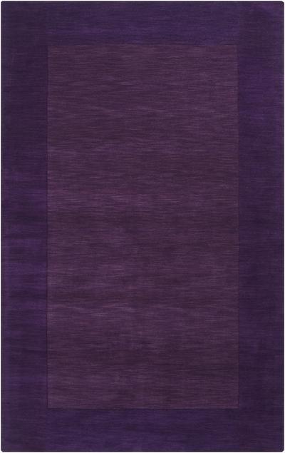 Surya Mystique M349 Purple Area Rug Free Shipping