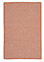 Colonial Mills Outdoor Houndstooth Tweed OT19 Orange