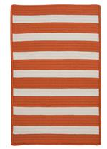 Colonial Mills Stripe It TR19 Tangerine
