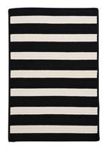 Colonial Mills Stripe It TR89 Black White