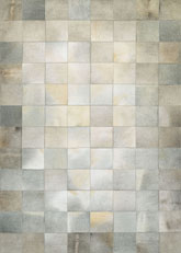 Couristan Chalet Tile and Ivory 0348/0611