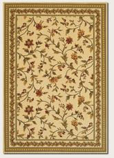 Couristan Royal Luxury Winslow and Linen/Beige 1327/0001