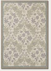 Couristan Monaco Palermo and Champagne/Moss 2481/3212