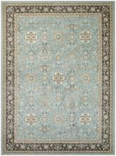 Couristan Konya Sakarya and Light Blue/Charcoal 3969/0963