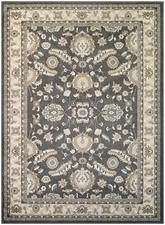 Couristan Konya Mardin and Light Brown/Ivory 3975/0866