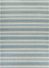 Couristan Monaco Marbella and Ivory/Sand/Azure 6041/3161