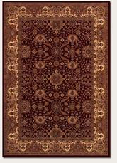 Couristan Himalaya Kailash and Persian Red/Antique Cream 6288/3459