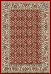 Dynamic Rugs Ancient Garden 57011-1414 Red and Ivory