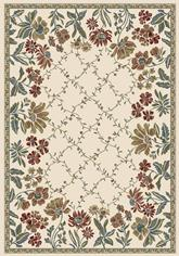 Dynamic Rugs Ancient Garden 57084-6464 Ivory
