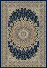 Dynamic Rugs Ancient Garden 57090-3484 Navy