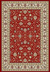 Dynamic Rugs Ancient Garden 57120-1464 Red and Ivory