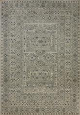 Dynamic Rugs Ancient Garden 57147-9696 Silver and Grey