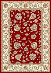 Dynamic Rugs Ancient Garden 57365-1464 Red and Ivory