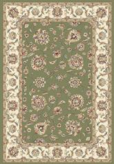 Dynamic Rugs Ancient Garden 57365-4464 Green and Ivory