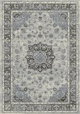 Dynamic Rugs Ancient Garden 57559-9656 Silver and Grey