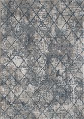 Dynamic Rugs Astoria 3376-150 Cream and Blue