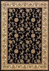 Dynamic Rugs Legacy 58017-090 Black