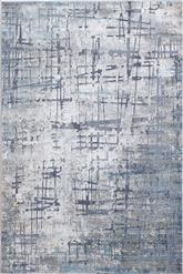 Dynamic Rugs Onyx 6872-915 Grey and Blue