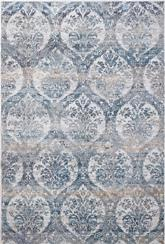 Dynamic Rugs Onyx 6874-915 Grey and Blue