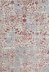 Dynamic Rugs Quartz 25010-130 Ivory and Red