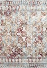 Dynamic Rugs Quartz 26110-130 Ivory and Red
