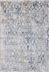 Dynamic Rugs Quartz 27039-115 Light Beige and Blue