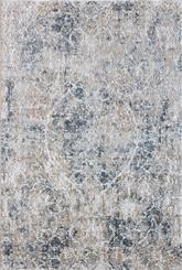 Dynamic Rugs Quartz 27040-115 Light Beige and Blue