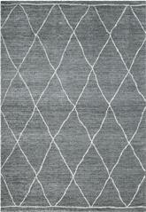 Dynamic Rugs Sherpa 49004-4262 Grey and Ivory