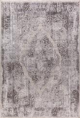 Dynamic Rugs Torino 3326-910 Silver and Grey