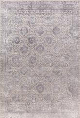 Dynamic Rugs Torino 3327-190 Grey and Silver