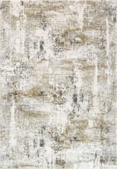 Dynamic Rugs Quartz 27050190 Ivory and Grey