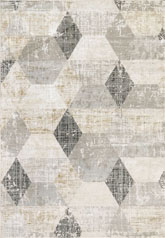 Dynamic Rugs Quartz 27070999 Ivory and Slate