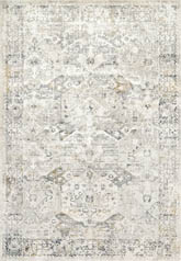 Dynamic Rugs Quartz 27073155 Ivory and Slate