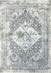 Dynamic Rugs Torino 3338510 Blue and Ivory