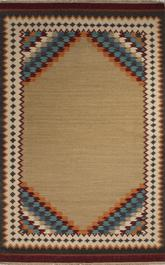 Jaipur Anatolia Woodland Tan/Red AT11