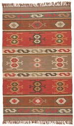 Jaipur Bedouin Thebes BD01 Multicolor Multi