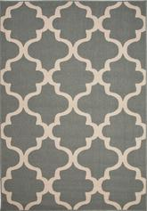 Jaipur Bloom Stamped Blue/White BLO28