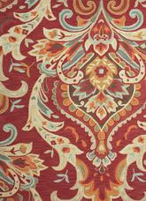 Jaipur Brio Brocade Red/Blue BR29