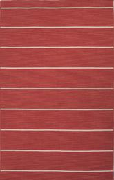 Jaipur Coastal Shores Cape Cod Red/Ivory COH20